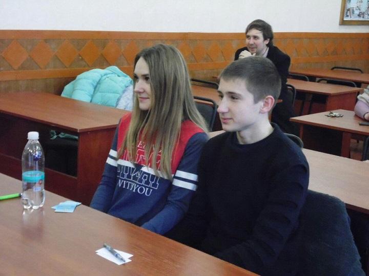 Відбірковий тур олімпіади з інформатики і комп'ютерної техніки серед студентів нашого коледжу